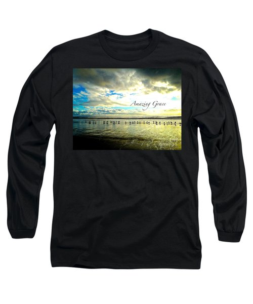 Amazing Grace Sunrise 2 Long Sleeve T-Shirt