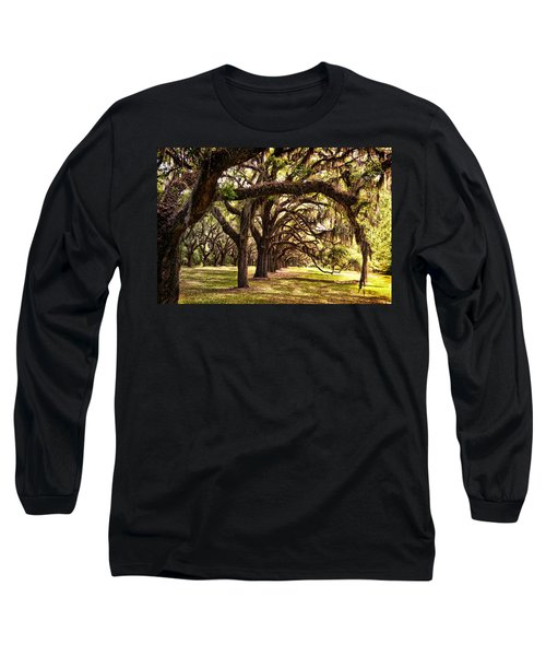 Amber Archway Long Sleeve T-Shirt