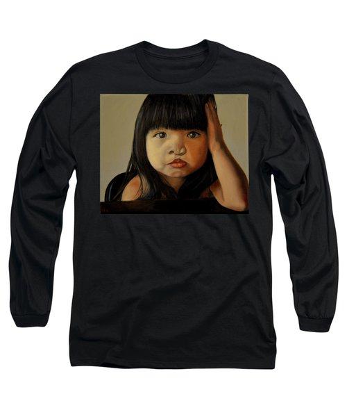 Amelie-an 5 Long Sleeve T-Shirt