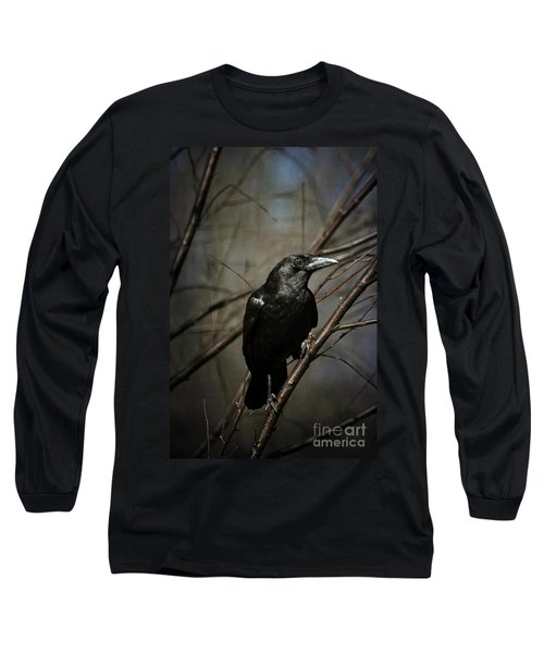 American Crow Long Sleeve T-Shirt