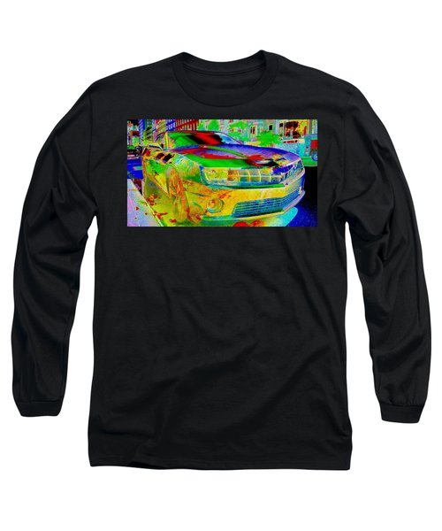 American Dream Long Sleeve T-Shirt by Rogerio Mariani