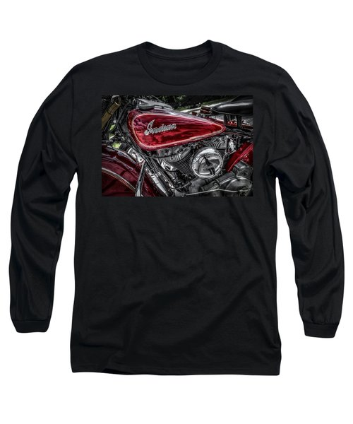 American Icon Long Sleeve T-Shirt by Ray Congrove