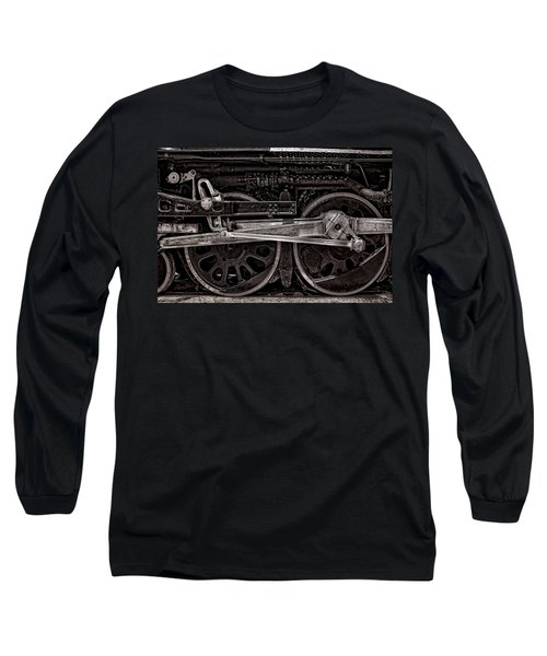 Long Sleeve T-Shirt featuring the photograph American Iron by Ken Smith