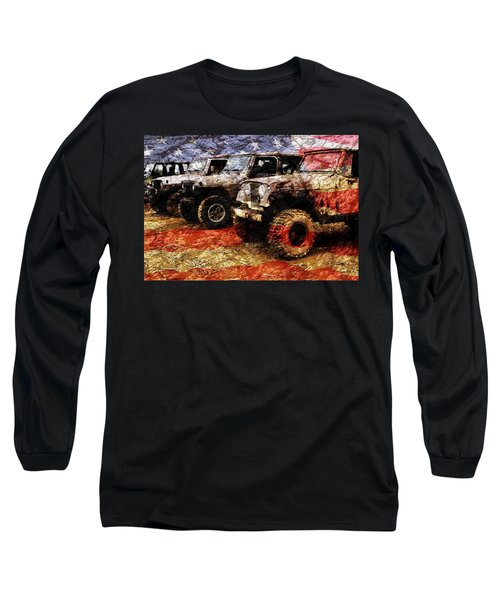 American Jeeps Long Sleeve T-Shirt