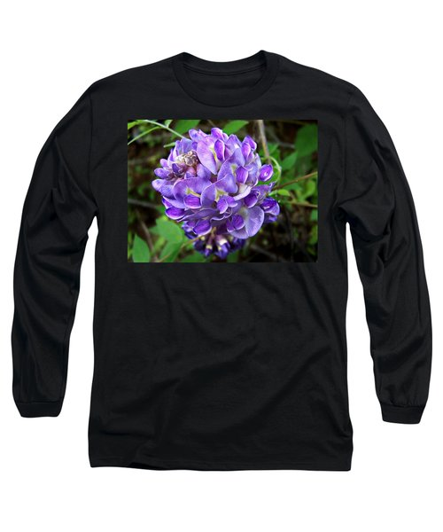 American Wisteria Long Sleeve T-Shirt