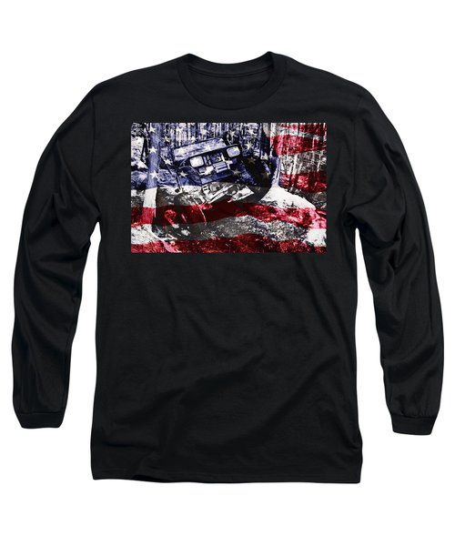 American Wrangler Long Sleeve T-Shirt