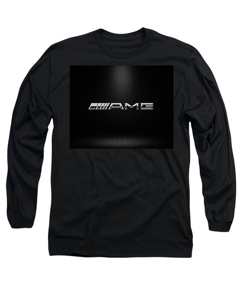 Amg Center Stage Long Sleeve T-Shirt