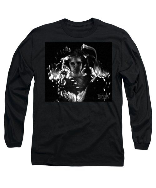 Long Sleeve T-Shirt featuring the photograph Amorfs by Xn Tyler