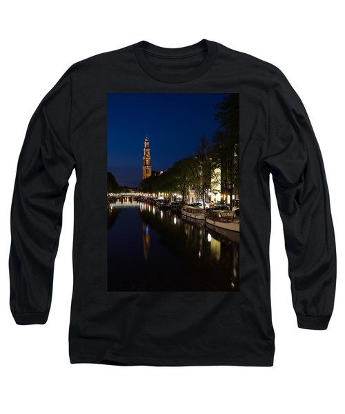 Amsterdam Blue Hour Long Sleeve T-Shirt