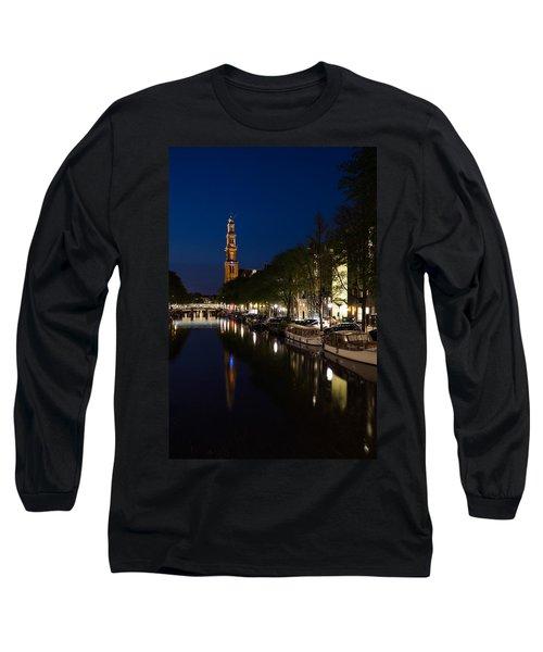 Amsterdam Blue Hour Long Sleeve T-Shirt