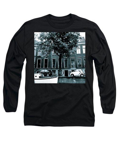 Amsterdam Electric Car Long Sleeve T-Shirt