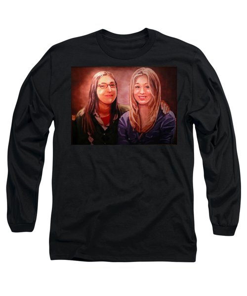 Amy And Penny Long Sleeve T-Shirt