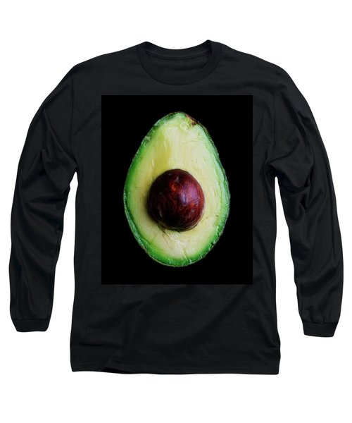 An Avocado Long Sleeve T-Shirt