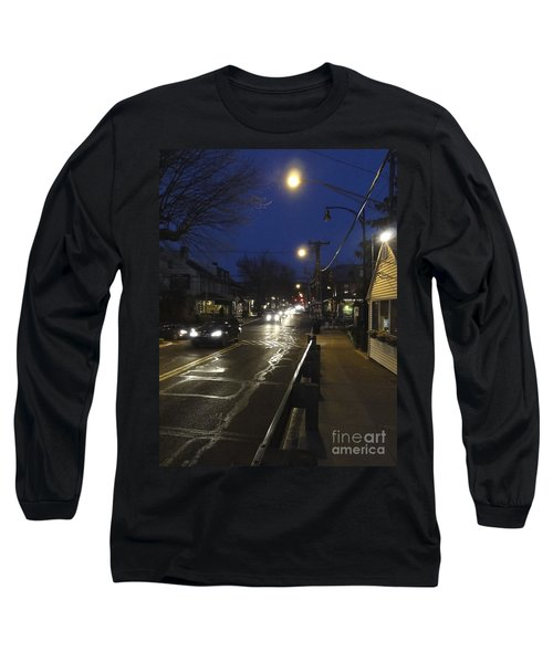 An Evening For Robert Beck Long Sleeve T-Shirt