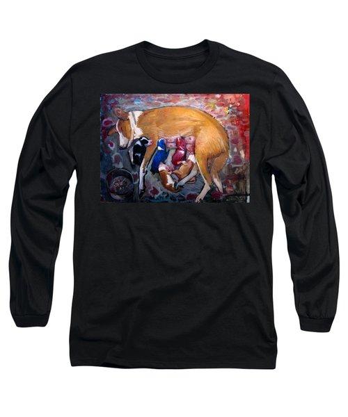 An005 Long Sleeve T-Shirt