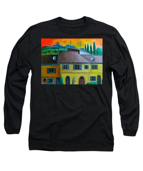 Ancient Volterra Wired Long Sleeve T-Shirt