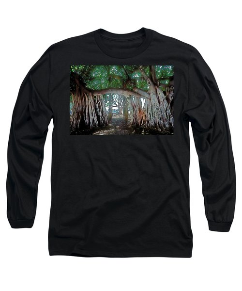 Ancient Arch Long Sleeve T-Shirt