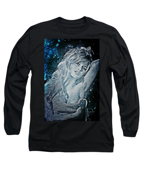 And God Created Woman Long Sleeve T-Shirt