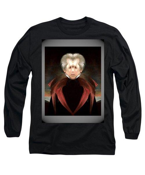 Andrew_jackson Long Sleeve T-Shirt