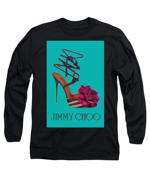 Andy's One Choo Dream Long Sleeve T-Shirt
