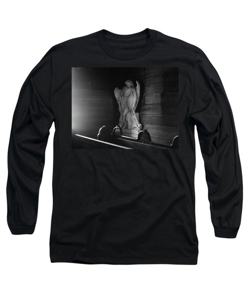 Angel In My Corner Long Sleeve T-Shirt