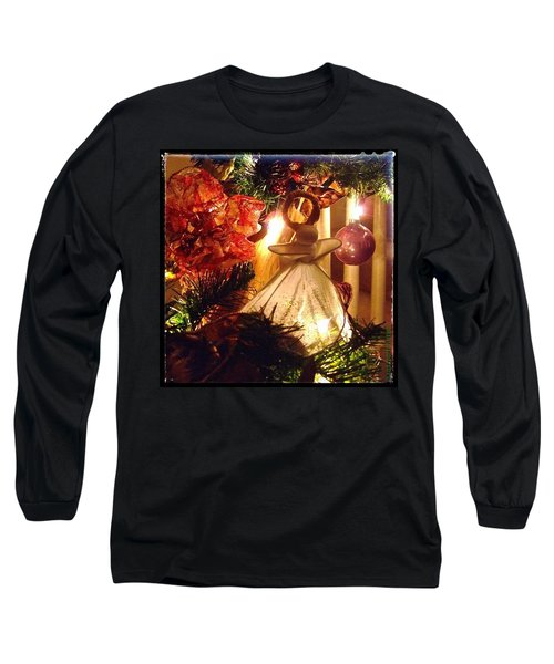 Angelic - Christmas 2012 #christmas Long Sleeve T-Shirt