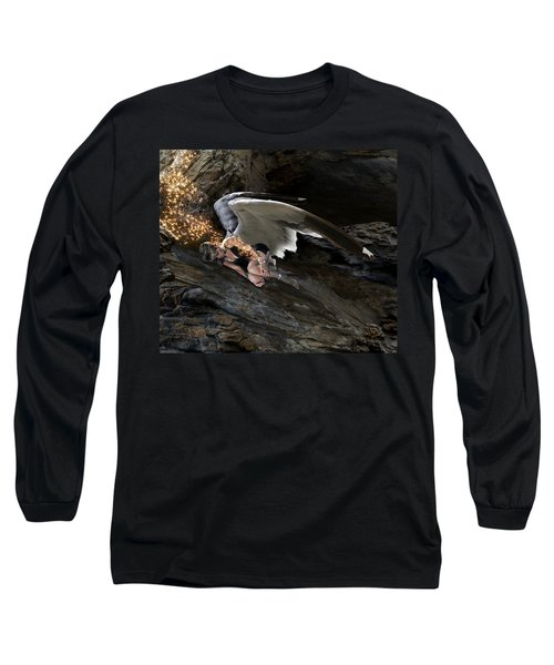 Angels- Call On The Name Of Jesus And Stand Still Long Sleeve T-Shirt