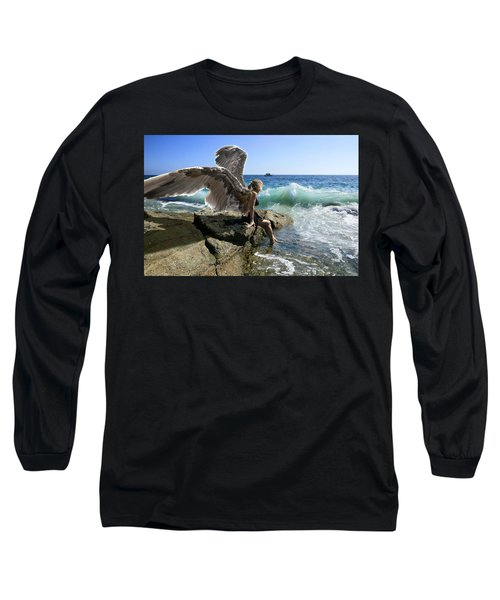Angels- Yes I'm With You Long Sleeve T-Shirt