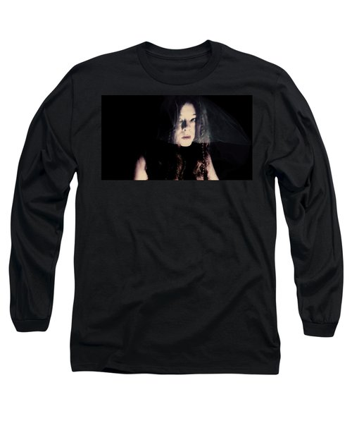 Long Sleeve T-Shirt featuring the photograph Angry With You  by Jessica Shelton
