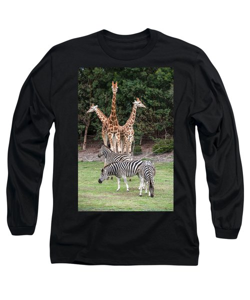 Animal Kingdom II Long Sleeve T-Shirt