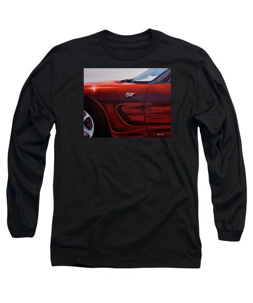Anniversary Edition Corvette Long Sleeve T-Shirt