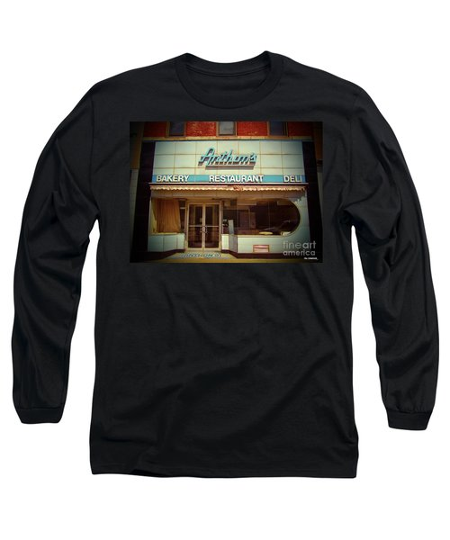 Anthon's Bakery Pittsburgh Long Sleeve T-Shirt