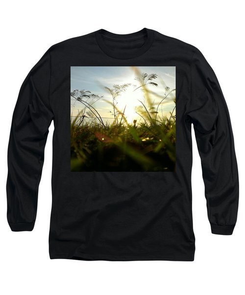 Ant's Eye View Long Sleeve T-Shirt