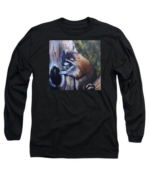 Anybody Home Long Sleeve T-Shirt