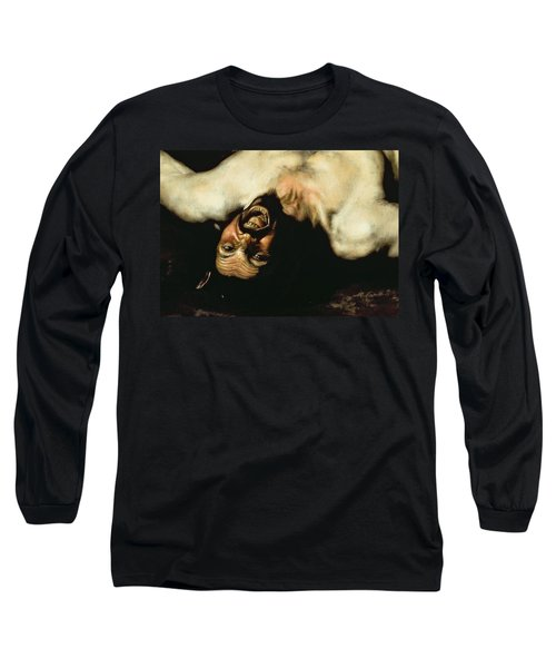 Apollo And Marsyas, 1637 Oil On Canvas Detail Of 188726 Long Sleeve T-Shirt