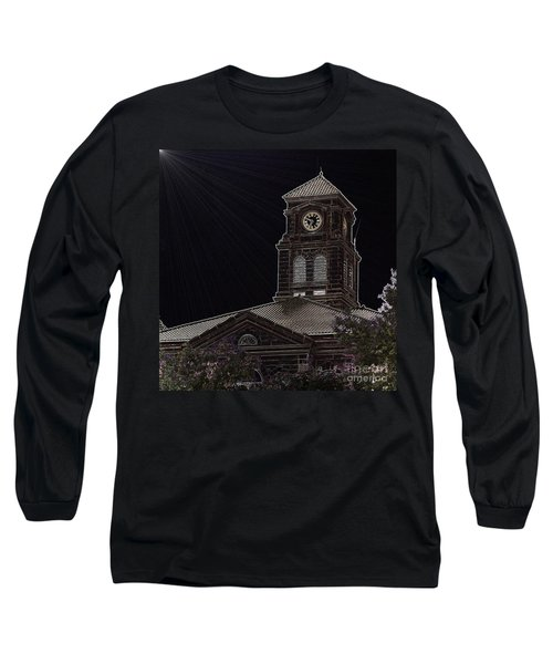 Appanoose County Courthouse Long Sleeve T-Shirt