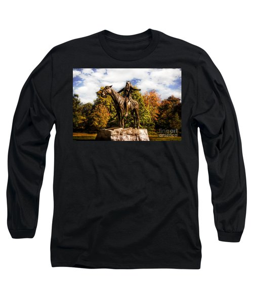 Appeal To The Great Spirit Long Sleeve T-Shirt