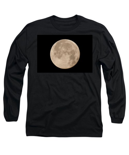 April Moon Long Sleeve T-Shirt