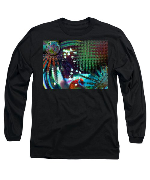 Aqua Dish Long Sleeve T-Shirt