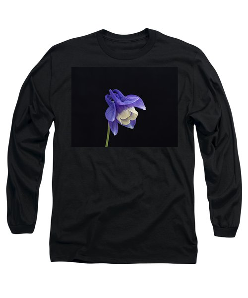 Aquilegia Flabellata -1 Long Sleeve T-Shirt