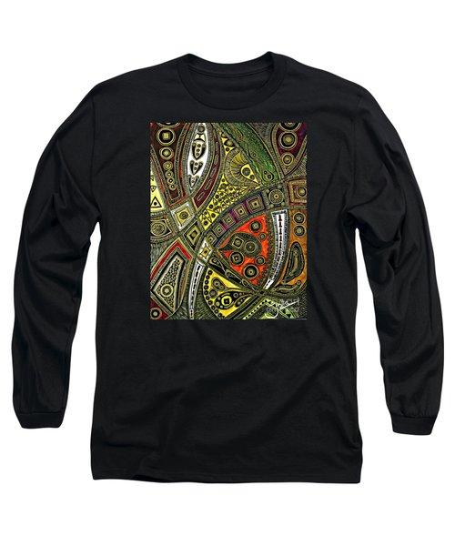 Arabian Nights Long Sleeve T-Shirt