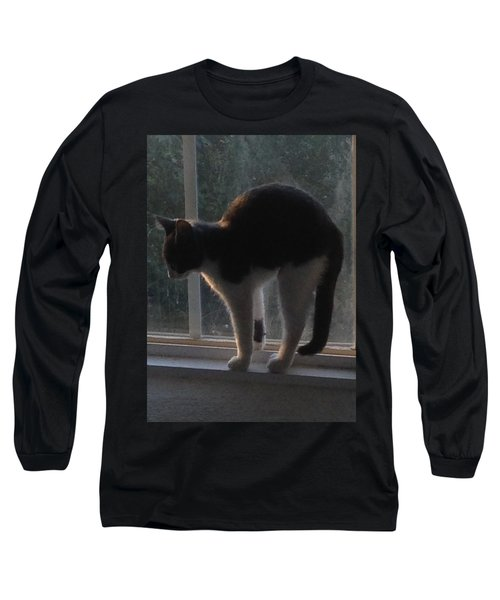 Long Sleeve T-Shirt featuring the photograph Arch by Erika Chamberlin