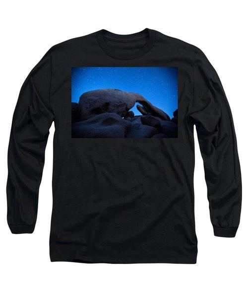 Arch Rock Starry Night 2 Long Sleeve T-Shirt