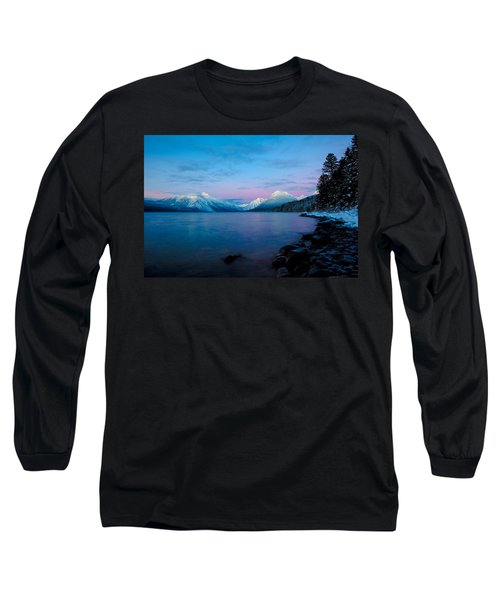 Long Sleeve T-Shirt featuring the photograph Arctic Slumber by Aaron Aldrich