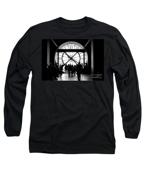 Are We In Time... Long Sleeve T-Shirt