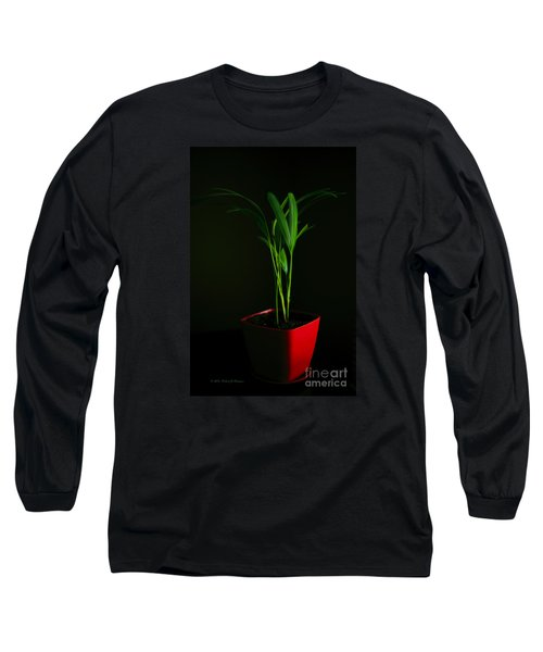 Areca Palm Long Sleeve T-Shirt