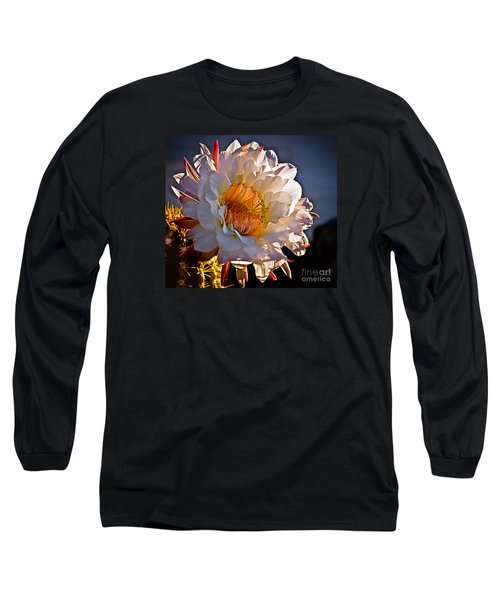 Argentine Giant II Long Sleeve T-Shirt by Robert Bales