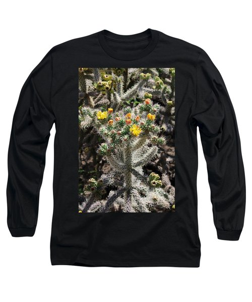 Arizona Cactus Long Sleeve T-Shirt