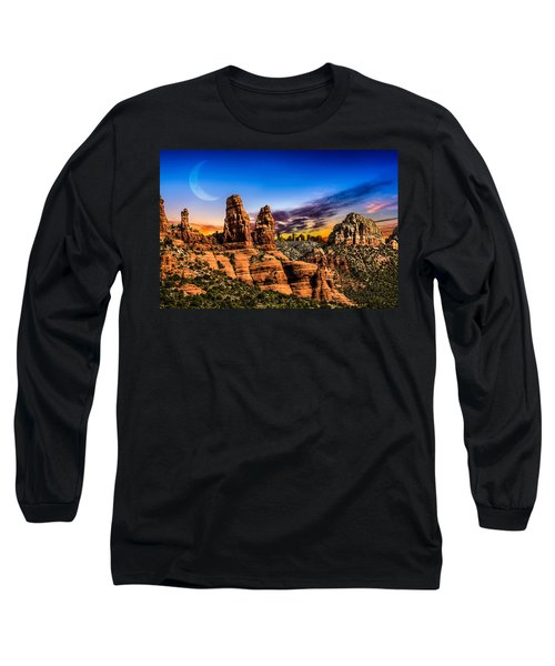 Arizona Life Long Sleeve T-Shirt by Fred Larson