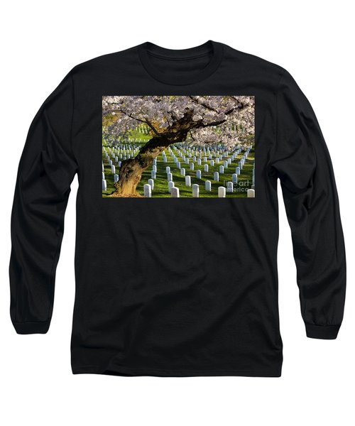 Arlington National Cemetary Long Sleeve T-Shirt